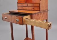 19th Century  Satinwood Ladies Writing Table in the Sheraton Style (12 of 15)