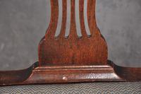 18th Century Mahogany Hepplewhite Armchair (4 of 10)