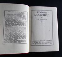 1940 Summer Moonshine  P G Wodehouse with Original Dust Jacket (2 of 4)