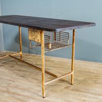 I920s Industrial Table (3 of 5)