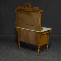 Victorian Oak Washstand (11 of 11)