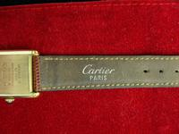 Cartier Gents Tank Wristwatch (2 of 5)