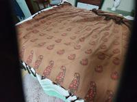 Two Square Victorian Kashmir Shawls (2 of 9)