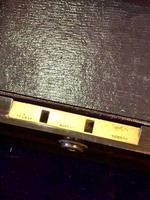 Antique Coromandel Dressing Box With Bottles, Bramah Lock, Secret Drawer (6 of 10)