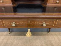 Edwards & Roberts Inlaid Mahogany Writing Desk (9 of 20)