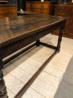 Oak Refectory Table from 1700's (5 of 6)