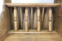 Unusual Victorian Antique Pine Chicken Coop Dresser (5 of 16)