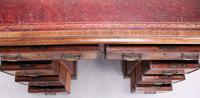 18th Century Mahogany Pedestal Writing Desk (9 of 12)