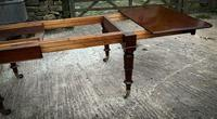 Very Good Late Georgian Extending Dining Table Seats 14/16 (19 of 21)