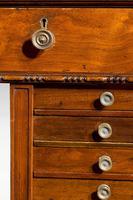 Late 19th Century Walnut Pedestal Desk (6 of 7)