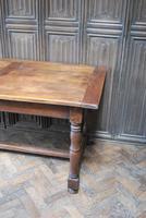 French Oak Kitchen Farmhouse Table (3 of 9)