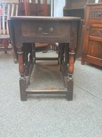 Antique Gateleg Table (7 of 8)