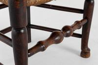 18th Century English Elm Ladder-Back Carver Chair (5 of 11)