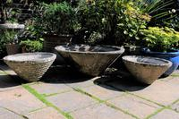 Set of the conical garden planters (2 of 9)