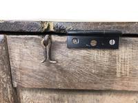 Antique 18th Century Welsh Oak Mule Chest (17 of 20)