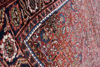 Antique Heriz square carpet 383x311cm (8 of 9)