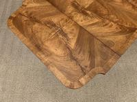 Good Burr Walnut Sofa Table c.1900 (12 of 19)