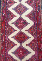 Neat Antique Sarab Runner Carpet (5 of 8)