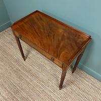 Regency Mahogany Antique Side Table (2 of 6)