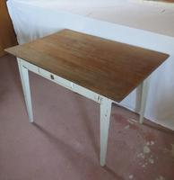 Mid 19th Century Oak French Country Table (8 of 14)