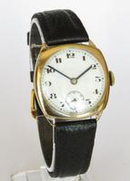 Gents 9ct Gold Wrist Watch, 1949 (2 of 5)