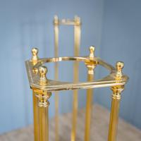 Pair of Brass Plant Stands (2 of 8)
