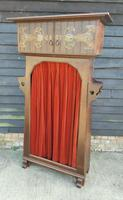 Quality Solid Oak Shapland Petter Arts & Crafts Hall Robe (10 of 10)