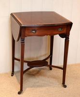 Edwardian Pembroke Table (3 of 10)