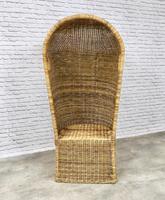 Rattan Porter's Chair (2 of 7)