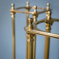 Pair of Brass Plant Stands (7 of 8)