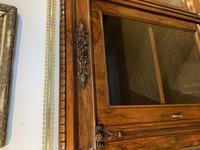 Rosewood Breakfront Bookcase (10 of 15)