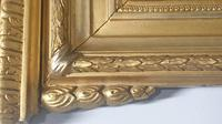 Large French Gilt Pier Mirror (4 of 7)
