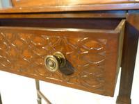 Elegant Edwardian Period Display Cabinet / Bookcase (5 of 5)