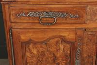 Large Cherrywood & Walnut Dresser (6 of 13)