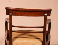 Regency Rosewood Chair Early 19th Century c.1811 (7 of 10)