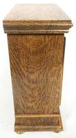 Perfect Vintage Mantel Clock Bracket Clock by Elliott of London Retailed by G H Pressley & Sons (2 of 8)