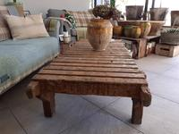 19th Century German  Potters Bench (4 of 7)