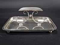 Early 20th Century Silver Cigar Holder (3 of 5)