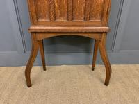 Arts and Crafts Oak Cabinet c.1890 (4 of 11)