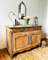 French Antique Normandy Sideboard / Buffet / Cupboard (2 of 5)