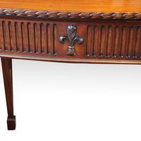 Edwardian Mahogany Serving Table (5 of 10)