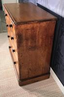 Victorian Original Painted Pine Chest of Drawers (10 of 14)