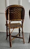 Pair of Endell Woven Cane Bentwood Chairs (3 of 6)