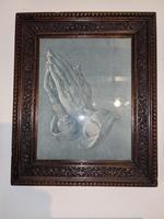 Carved Mahogany Frame (2 of 5)