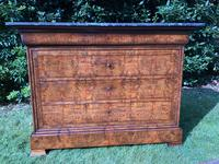 Louis Philippe Commode in Burr Walnut (4 of 7)