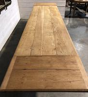 Long French Farmhouse Table with Extensions (3 of 24)