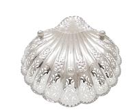 Antique Edwardian Sterling Silver Shell Dish 1905 (8 of 10)