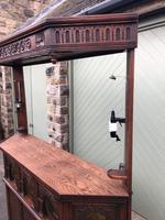 Old Charm Wood Bros Oak Drinks Bar Cocktail Bar (5 of 11)