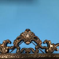 Victorian Gesso Wall Mirror (4 of 19)