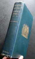 1898 1st Edition Exploration & Hunting in Central Africa 1895-96 by A ST H Gibbons (5 of 5)